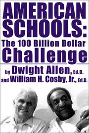 Cover of: American Schools