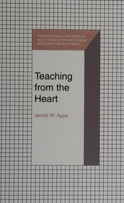 Cover of: Teaching from the heart