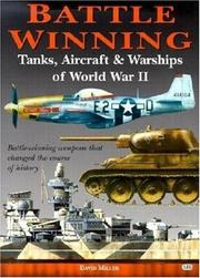 Cover of: Battle-Winning Weapons of World War II