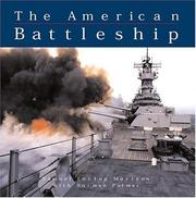 Cover of: The American Battleship