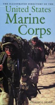 Cover of: Illustrated Directory of the United States Marine Corps (Illustrated Directory)