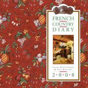 Cover of: French Country Diary 2008