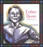 Cover of: Esther Dyson (Techies)