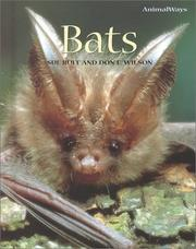 Cover of: Bats (Animal Ways)