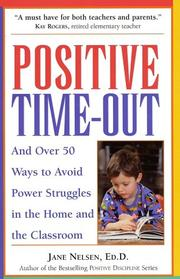 Cover of: Positive Time-Out