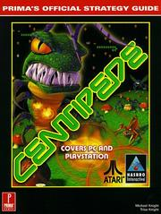 Cover of: Centipede (Prima's Official Strategy Guide)