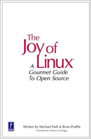 Cover of: The Joy of Linux (Miscellaneous)