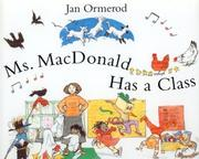 Cover of: Ms. Macdonald Has a Class