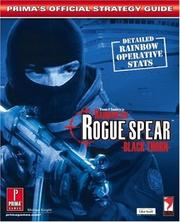 Cover of: Tom Clancy's Rainbow Six Rogue Spear: Black Thorn
