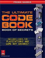 Cover of: Ultimate Code Book: Even Bigger, Better, Faster, Stronger
