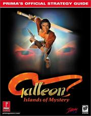 Cover Of Galleon Islands Mystery