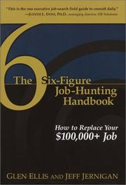 Cover of: The Six-Figure Job-Hunting Handbook