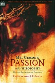 Cover of: Mel Gibson's Passion and Philosophy