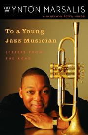 Cover of: To a Young Jazz Musician