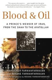 Cover of: Blood & Oil