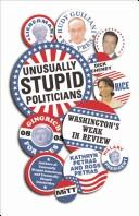 Cover of: Unusually Stupid Politicians