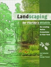 Cover of: Landscaping for Florida's Wildlife