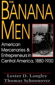 Cover of: The Banana Men