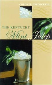 Cover of: Kentucky Mint Julep