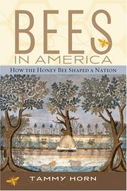 Cover of: Bees in America