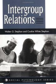 Cover of: Intergroup Relations (Social Psychology Series)