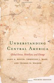 Cover of: Understanding Central America