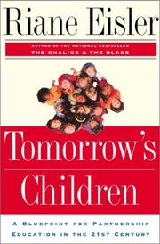 Cover of: Tomorrow's Children