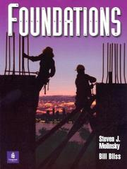 Cover of: Foundations