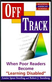 Cover of: Off Track
