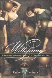 Cover of: Wellsprings