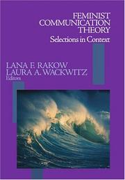 Cover of: Feminist Communication Theory