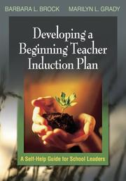 Cover of: Developing a Teacher Induction Plan