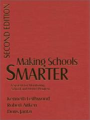 Cover of: Making Schools Smarter