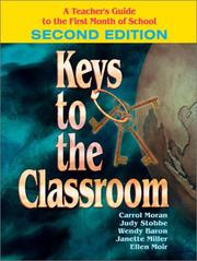 Cover of: Keys to the Classroom