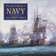 Cover of: Patrick O'Brian's navy