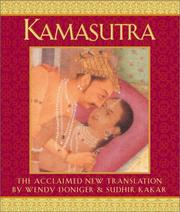 Cover of: Kamasutra
