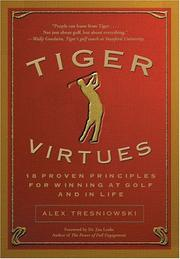 Cover of: Tiger Virtues
