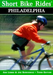 Cover of: Short Bike Rides in and around Philadelphia, 3rd