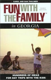 Cover of: Fun with the Family in Georgia, 3rd