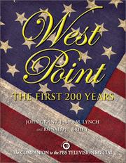 Cover of: West Point: The First 200 Years