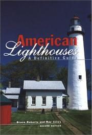 Cover of: American Lighthouses, 2nd