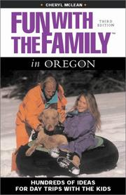 Cover of: Fun with the Family in Oregon, 3rd