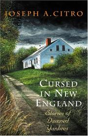 Cover of: Cursed in New England: Stories of Damned Yankees