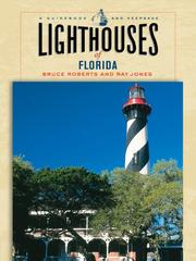 Cover of: Lighthouses of Florida