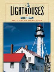 Cover of: Lighthouses of Michigan