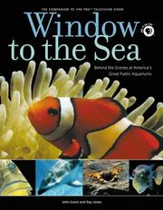 Cover of: Window to the Sea