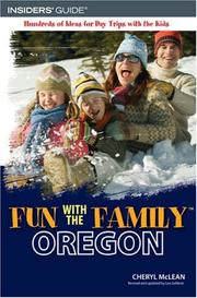 Cover of: Fun with the Family Oregon, 5th