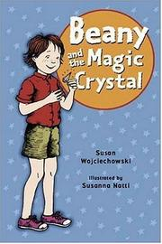 Cover of: Beany and the Magic Crystal Reissue (Beany)