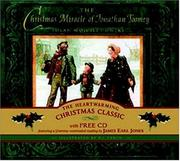 Cover of: The Christmas Miracle of Jonathan Toomey Book and CD (Christmas Miracle of Jon Toome)