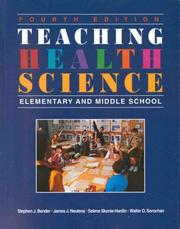 Cover of: Teaching Health Science, Fourth Edition
